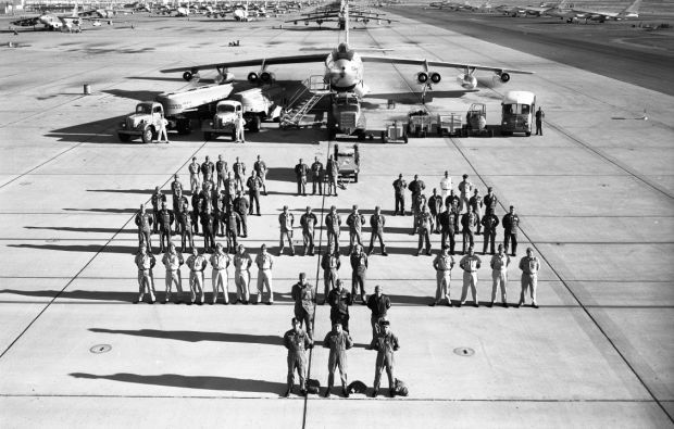 Throwback: The jet age comes to Davis-Monthan