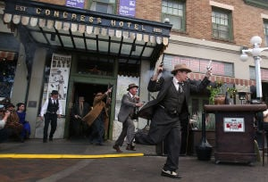 Photos: Dillinger Days a blast from the past