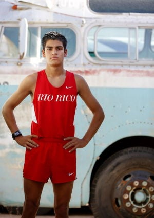 2014 Spring All-Stars: Boys track and field