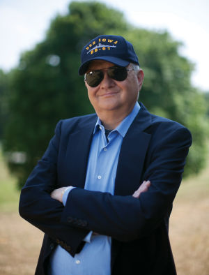 Author Tom Clancy has died at age 66