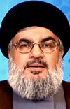 Hezbollah chief pledges victory in Syria