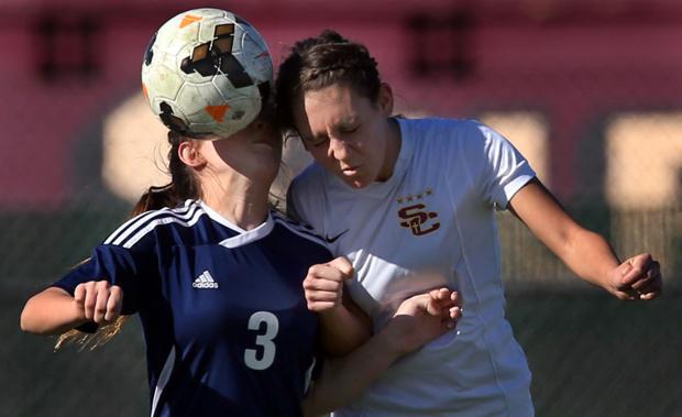Photos: Salpointe vs Sahuaro girls DII state soccer