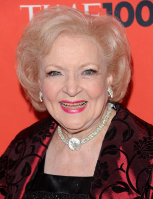 Photos: Betty White sets Guinness World Record