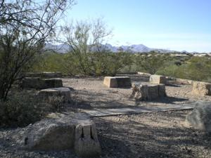 Mysterious tungsten mill site in Tucson used in WWII