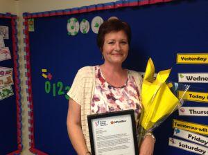 Marana educator earns Teacher Excellence Award