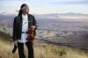 Bird connects Scottish, Native American music