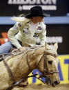 Rodeo Facebook star shatters records, and her owner's pretty good, too