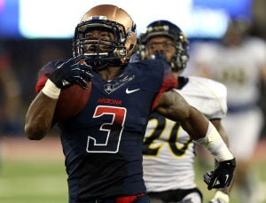 Arizona football: UA tops NAU 35-0