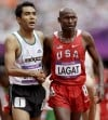 Bernard Lagat figures out fast way to 5000m final