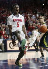 UA basketball: Freshman Johnson becoming force on defense