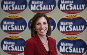 Martha McSally on campaign issues; going forward