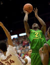 Men's Singler's 25 helps Oregon stun Cougars in overtime