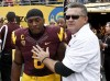 Arizona State football Arizona game is zero hour for Sun Devils