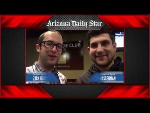 Watch: Arizona Wildcats advance to Sweet 16