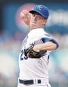 Greinke's got 'great stuff' — again