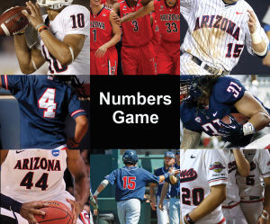 Arizona's Numbers Game: Dickerson vs. D-Will