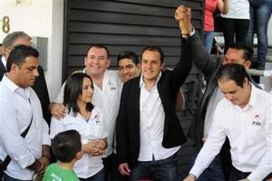 Cuauhtémoc Blanco dará el salto a la política