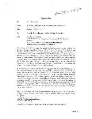 Pima Community College releases more Loughner records