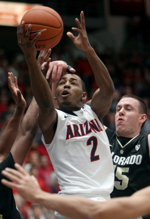 Photos: Arizona vs. Colorado college basketball