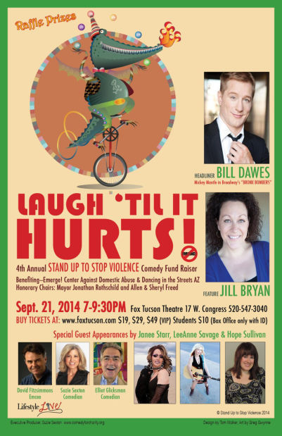 Fitz: Comedy for a cause
