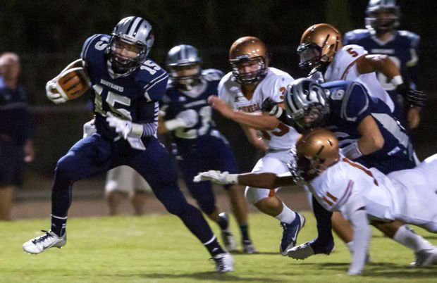 Ironwood Ridge makes late stand, tops Cienega
