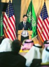 Geithner tells Gulf Arabs that US has 'special responsibility'