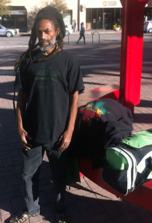 Amtrak ousts Rastafarian over Tucson pot use