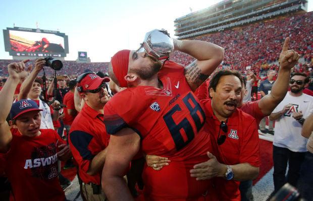 Photos: Arizona wins Territorial Cup