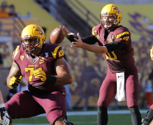 Ground game key for ASU in opener