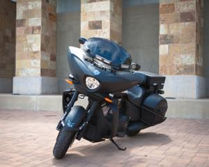 Marana police motorcycle design named best in the west