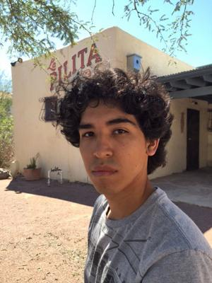 Neto's Tucson: Young poet spreads the power of words