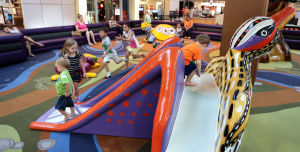 Family Ties: Park Place offers plenty of kid-friendly fun