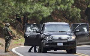 "México: un ""error"", ataque a oficiales de la CIA"