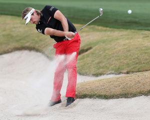 Photos: Golfer Victor Dubuisson