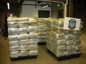 1.5 tons of marijuana seized at Nogales crossing