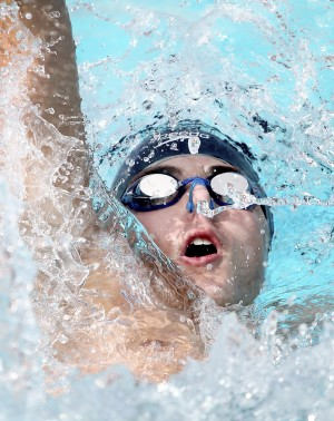 High school swimming: Foothills finishes fifth in second major meet of week