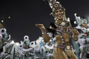 Photos: Rio is one big party town during Carnival