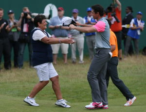 McIlroy completes wire-to-wire British Open win