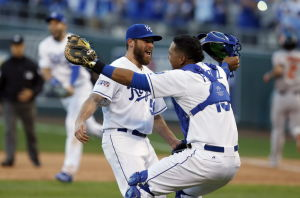 'Big Three' of Royals slam door on opponents