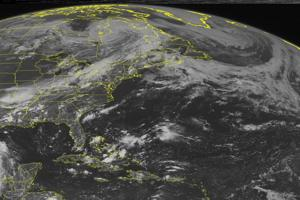La tormenta Dolly avanza a costas de México