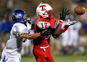 Photos: Tucson High 45, Sunnyside 14