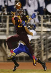 Nogales vs. Sunnyside high school football