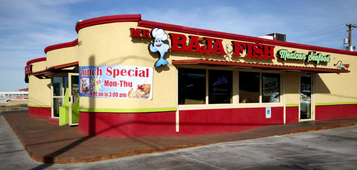mr baja fish to open 4th tucson location tucson