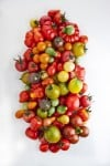 Add heirloom, colorful and tiny tomatoes to cooking repertoire
