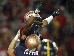 No Ka'Deem? No problem as backup Jenkins leads powerful rushing attack in win over NAU