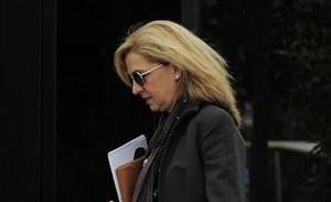 España: La infanta Cristina será juzgada por fraude