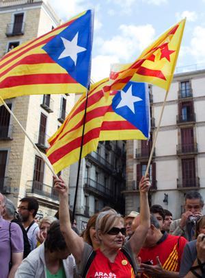 Alto Tribunal español suspende referendo catalán