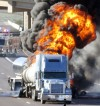 Arizona Tanker Fire