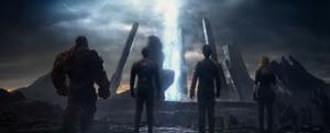 'Fantastic Four' official teaser trailer