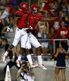 UA football: Speedy Johnson will get his chance